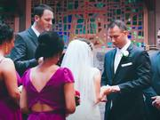 Watch free video Lauren + Bryon: The Rue Wedding Trailer