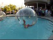 Watch free video Vinyl Bubble - On Water