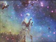 ดูการ์ตูนฟรี Zoom on the Eagle Nebula