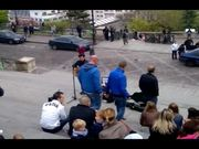 Watch free video Street Sound: Paris