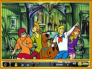 Scooby-Doo Hidden Objects