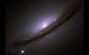 Watch free video Ground-Based Image Compared to Hubble Image