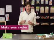 Watch free video Ice Skater - Make Something