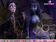 Hidden Numbers - Corpse Bride game