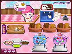 Johnny Donut game