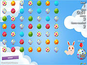 Babbit's Easter Egg Hunt game