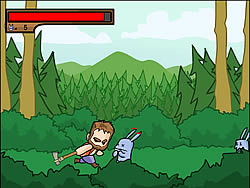 Bunnies Attack game