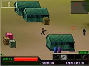 Juega al juego gratis Agent Combat