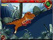Juega al juego gratis Jurassic Drive
