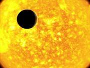 Watch free video Evaporating Extrasolar Planet - 1
