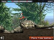 Juega al juego gratis Spring Bike