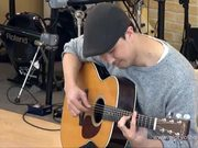 Watch free video Amazing Grace By Guitar
