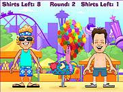Gibby's Shirtless Showdown game