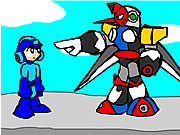 Watch free video Mega Man and the Pompous Robots