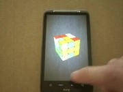 Watch free video Rubik's Cube for Android