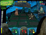 Scooby Doo - Whack A Ghost game