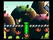 Mira dibujos animados gratis First Play Emma - Super Mario 2 Yoshis Island