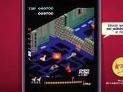 Watch free video Zaxxon Game