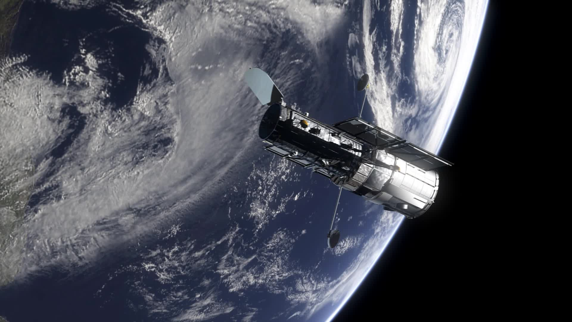 Watch free video Hubble and the Earth