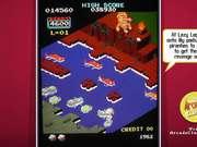 Congo Bongo Arcade Game