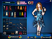 Taylor Swift Concert Dress Up game