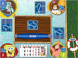 Spongebob Squarepants - Gone Fishing game