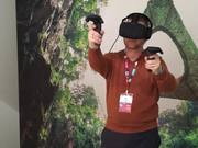 Virtual  Reality With HTC At MWC 2016.شاهد مقطع فيديو مجاني