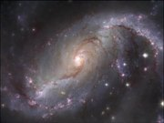 Watch free video 02: Galaxy bars and supermassive black holes