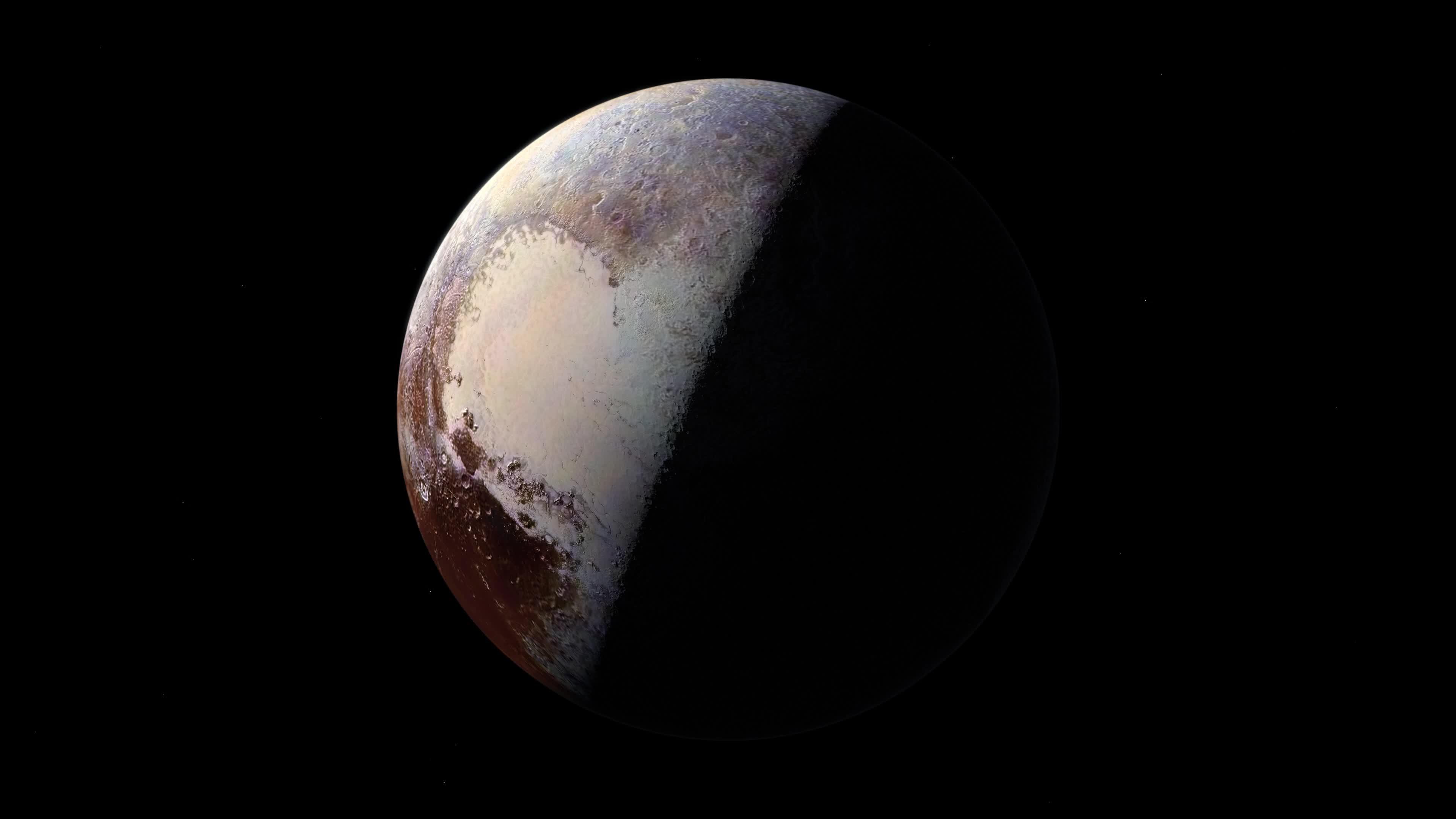 Watch free video Pluto