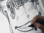 Mira dibujos animados gratis Speed Sketch of The Joker