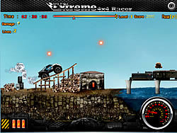 Extreme 4x4 Racer game
