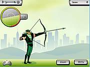 Justice League Training Academy - Green Arrow