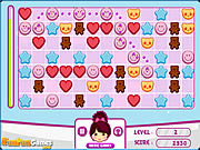 Milk Candy Shower game