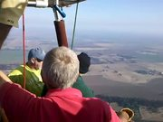 Amazin View From Hot Air Balloon Flight