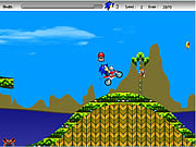 Sonic The Hedgehogs Moto game