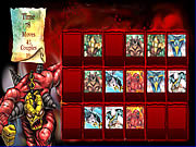 Gormiti Memory Gorm game