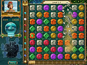 Juega al juego gratis The Treasures of Montezuma 2