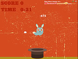 The Amazing Babbit and Ball game