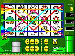 Juega al juego gratis Super Mario World Slots