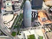 Watch free video Barcelona Flyover Tour