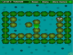 Frogfly game