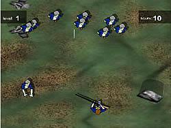 Zombie Patrol game