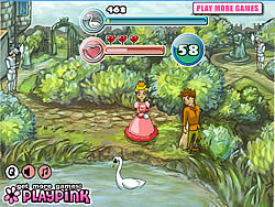 The Secret Of Princess Vivian game