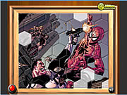 Punisher Annual - Fix My Tiles game