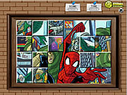 Juega al juego gratis Photo Mess - New Spiderman