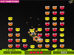 Smiley Burst game