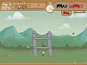 Juega al juego gratis Hold Your Ground