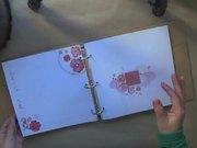 Mira dibujos animados gratis Art Book with Wilma 1st Part