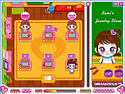Sami's Jewelry Shop game
