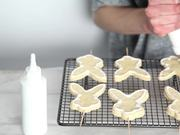 Watch free video How to Decorate Bunny Cookies